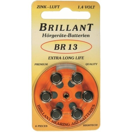 Brillant Typ 13 orange