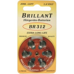 Brillant Typ 312 braun