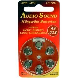 Audio Sound Typ 312 braun