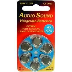 Audio Sound Typ 675 blau