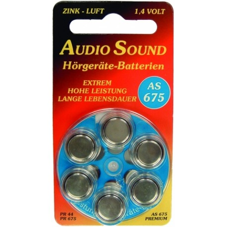 Audi0 Sound Typ 675 blau