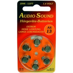 Audio Sound Typ 13 orange