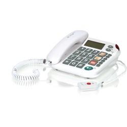 Großtasten-Komforttelefon mit SOS-Funktion und mobilem SOS-Funktaster