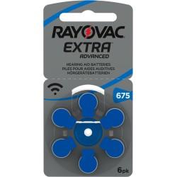 RAYOVAC EXTRA 675