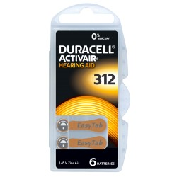 Duracell 312