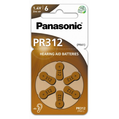 Panasonic 312